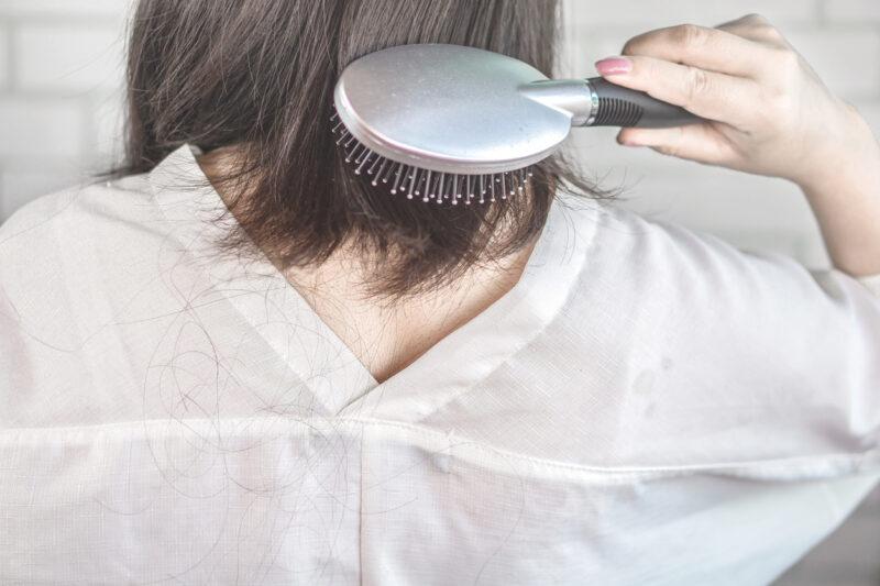 Evitar la caída del cabello por anemia