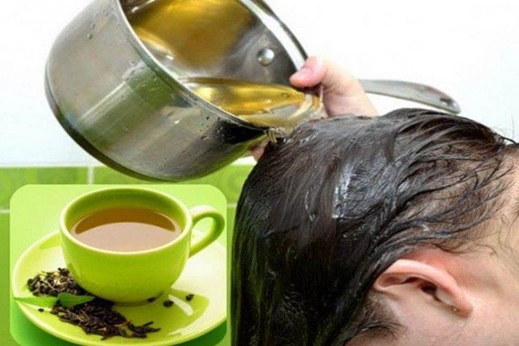 Infusiones para caída cabello