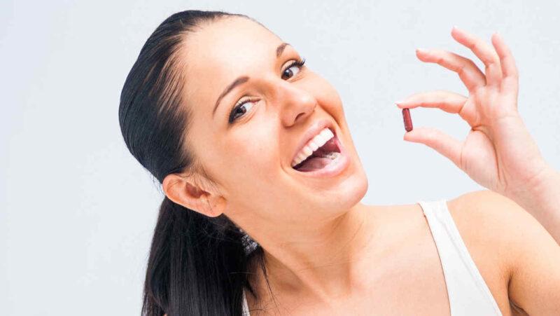Pastillas para la caída del cabello mujeres