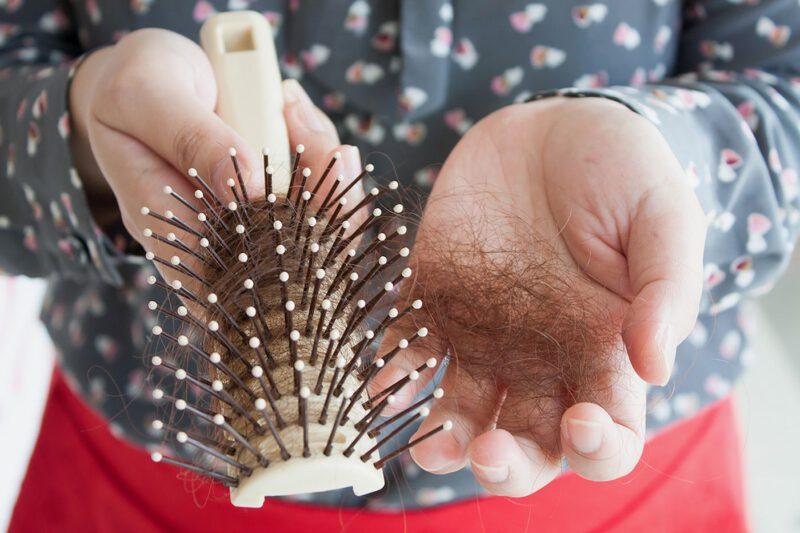 Productos para la caída del cabello mujeres