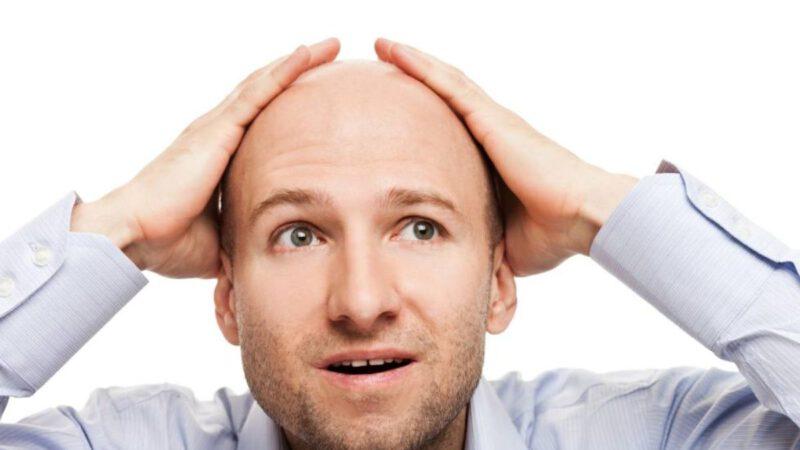Caída de cabello por estrés y ansiedad